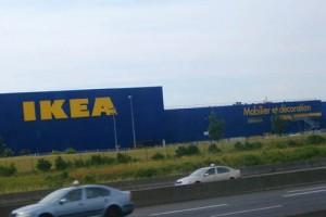 Ikea in Paris